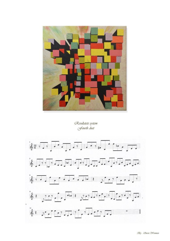 Resultatets system - Fourth duet